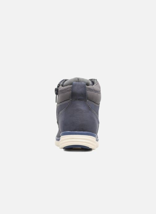 Botines  I Love Shoes FANCIN Azul vista lateral derecha