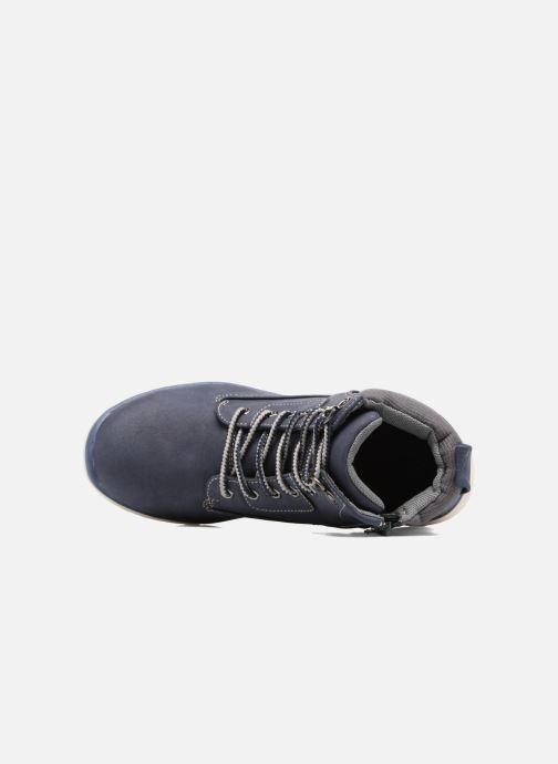 Botines  I Love Shoes FANCIN Azul vista lateral izquierda