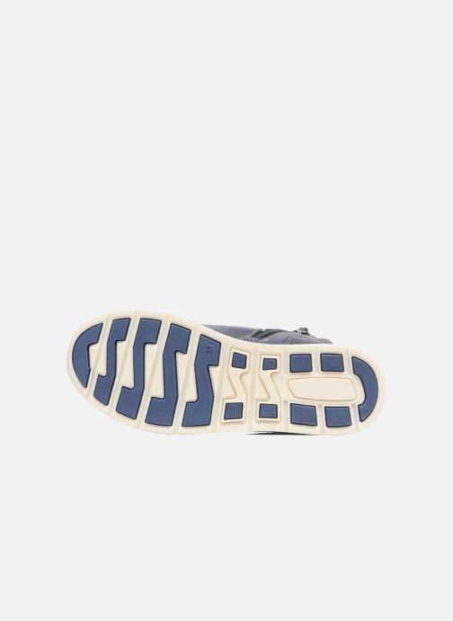 Botines  I Love Shoes FANCIN Azul vista de arriba