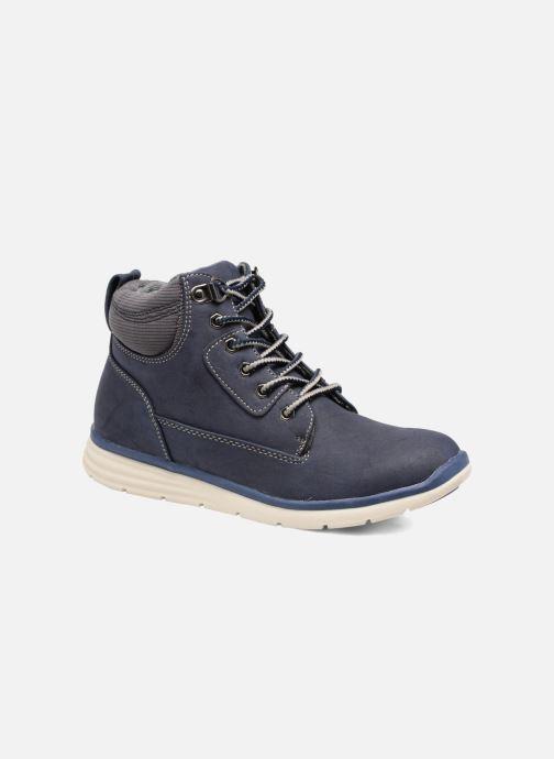 Bottines et boots I Love Shoes FANCIN Bleu vue détail/paire