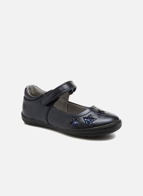 Ballerines I Love Shoes FLAVYA Bleu vue détail/paire
