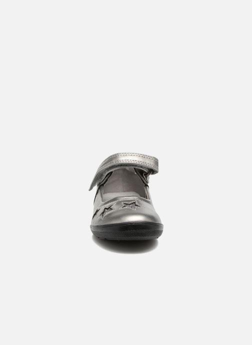 Bailarinas I Love Shoes FLAVYA Gris vista del modelo