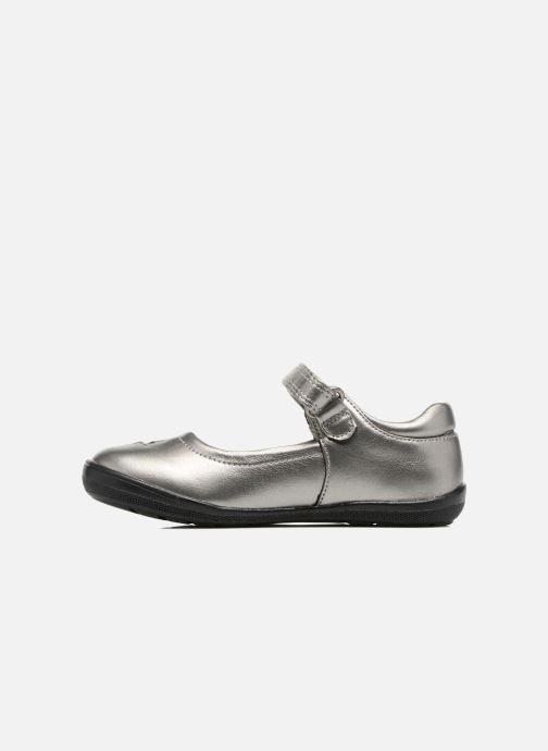 Ballerines I Love Shoes FLAVYA Gris vue face