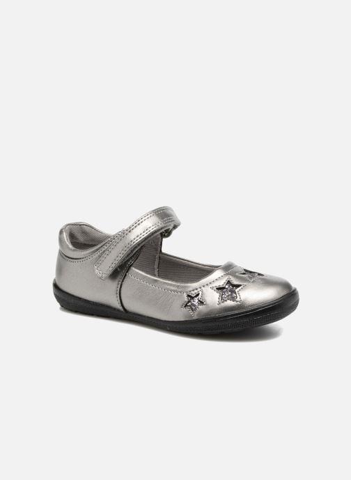 Ballerines I Love Shoes FLAVYA Gris vue détail/paire
