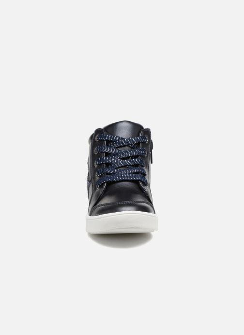 Deportivas I Love Shoes FIDAN Azul vista del modelo