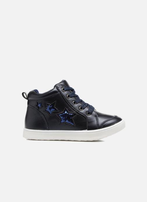 Deportivas I Love Shoes FIDAN Azul vistra trasera