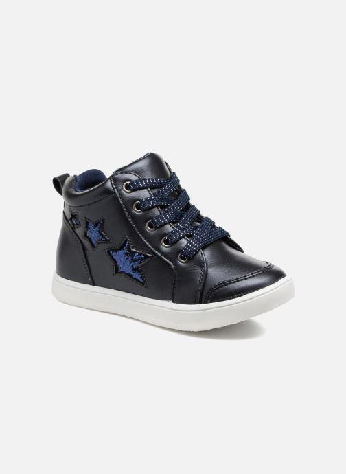 Baskets I Love Shoes FIDAN Bleu vue détail/paire