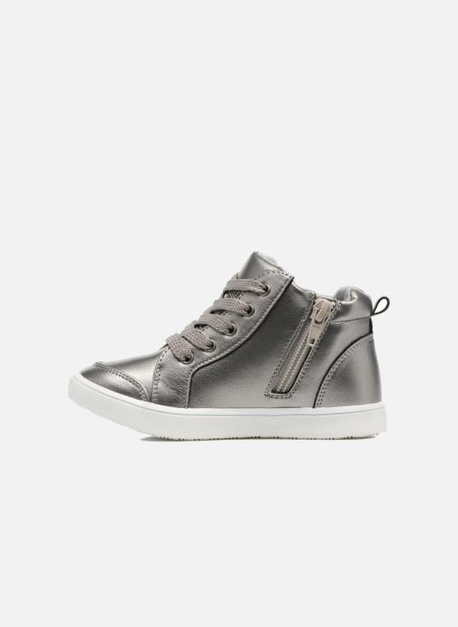 Sneakers I Love Shoes FIDAN Grijs voorkant