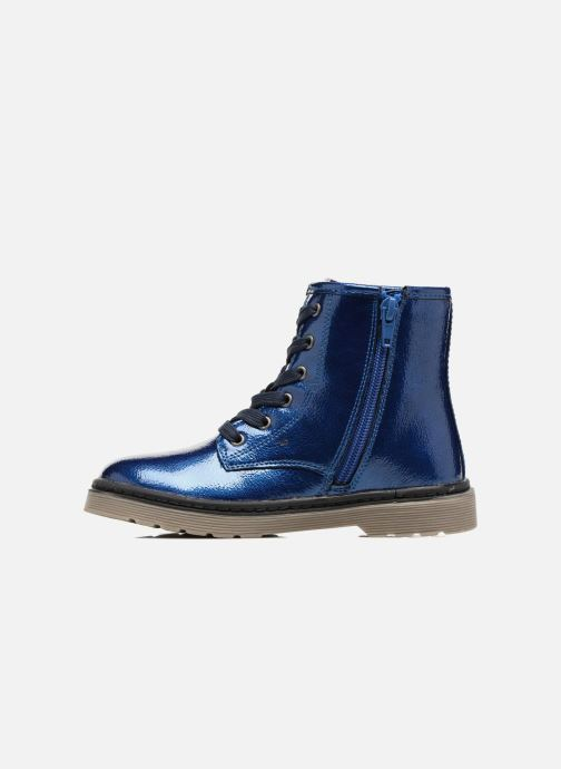 Ankle boots I Love Shoes FRANCETTE Blue front view