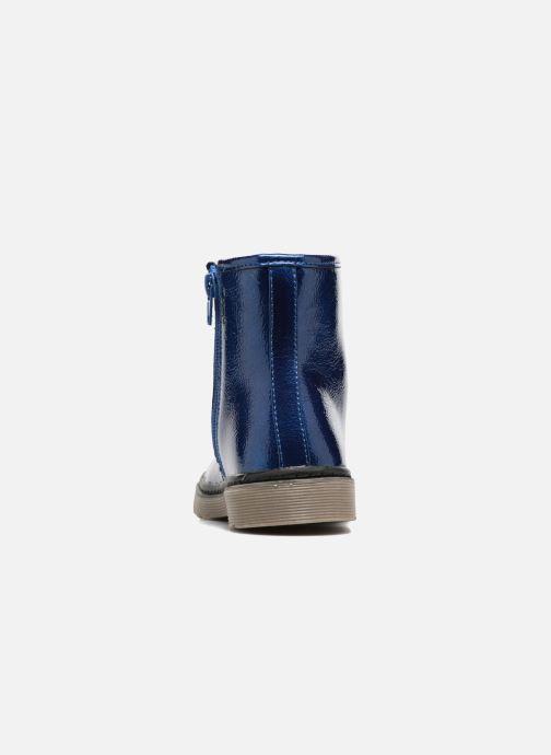 Boots en enkellaarsjes I Love Shoes FRANCETTE Blauw rechts
