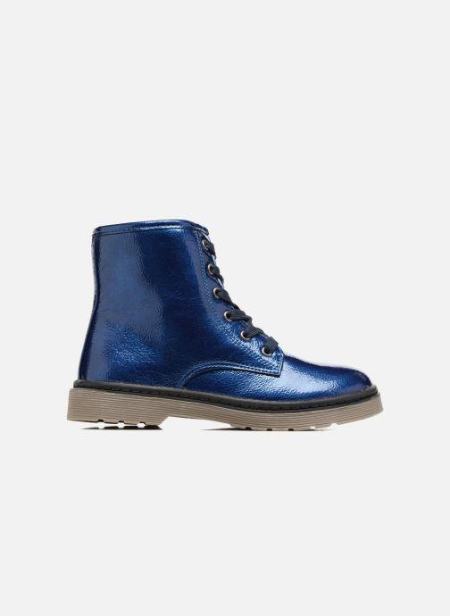 Ankle boots I Love Shoes FRANCETTE Blue back view
