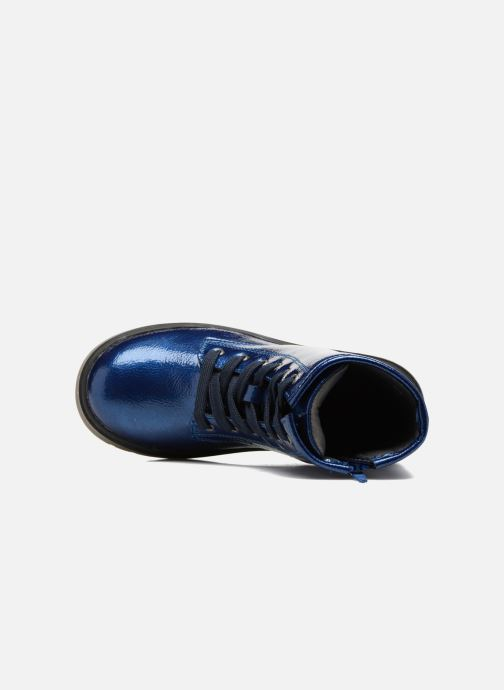Stivaletti e tronchetti I Love Shoes FRANCETTE Azzurro immagine sinistra