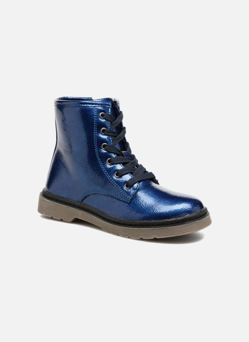 Boots en enkellaarsjes I Love Shoes FRANCETTE Blauw detail