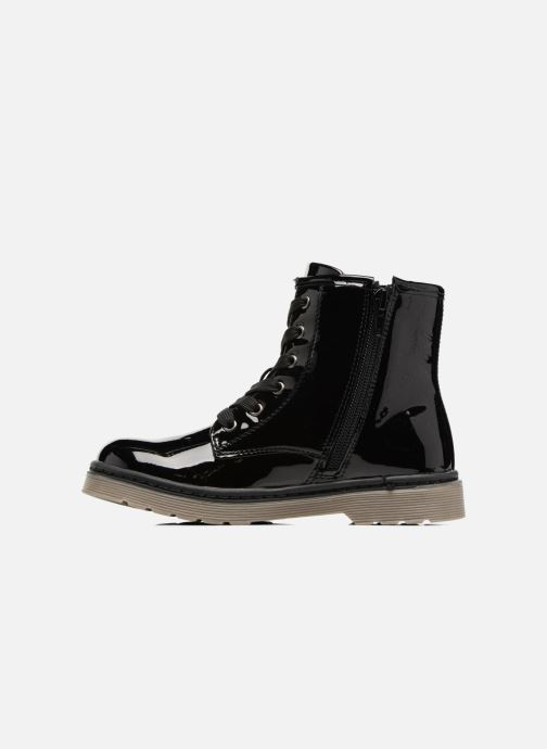 Boots en enkellaarsjes I Love Shoes FRANCETTE Zwart voorkant