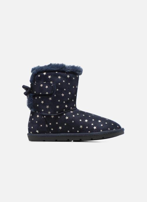 Botas I Love Shoes FRANN Azul vistra trasera