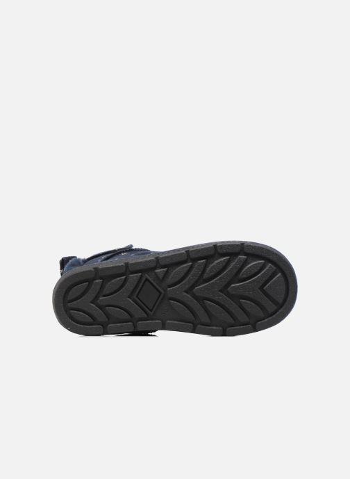 Bottes I Love Shoes FRANN Bleu vue haut