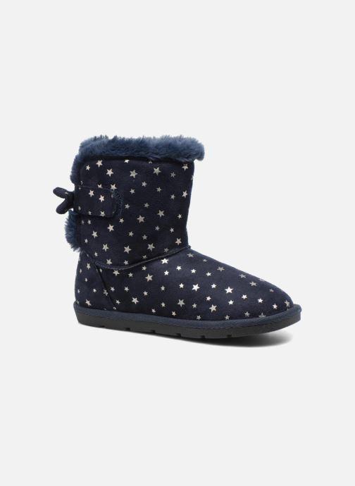 Botas I Love Shoes FRANN Azul vista de detalle / par