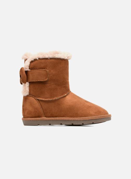 Bottes I Love Shoes FRANN Marron vue derrière