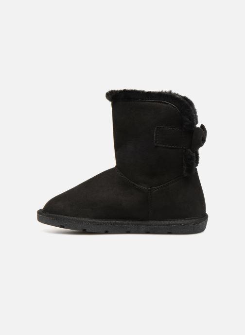 Bottes I Love Shoes FRANN Noir vue face