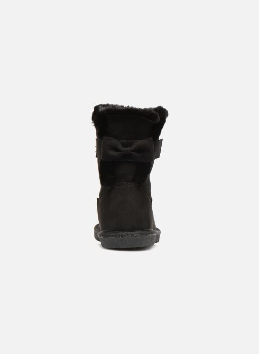 Botas I Love Shoes FRANN Negro vista lateral derecha