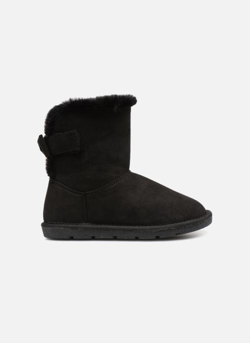 Bottes I Love Shoes FRANN Noir vue derrière