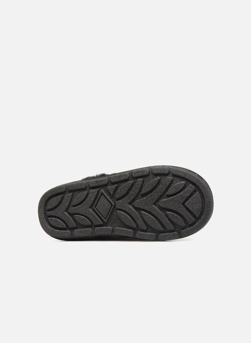 Bottes I Love Shoes FRANN Noir vue haut