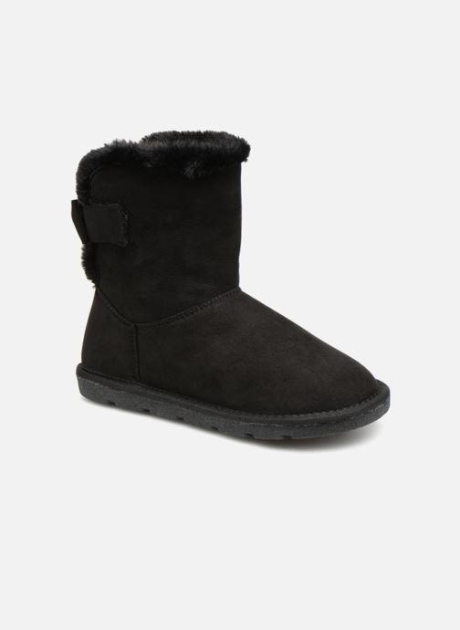 Bottes I Love Shoes FRANN Noir vue détail/paire