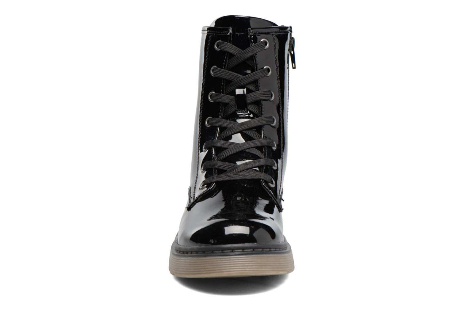 Ankle boots I Love Shoes FAPOT Black model view
