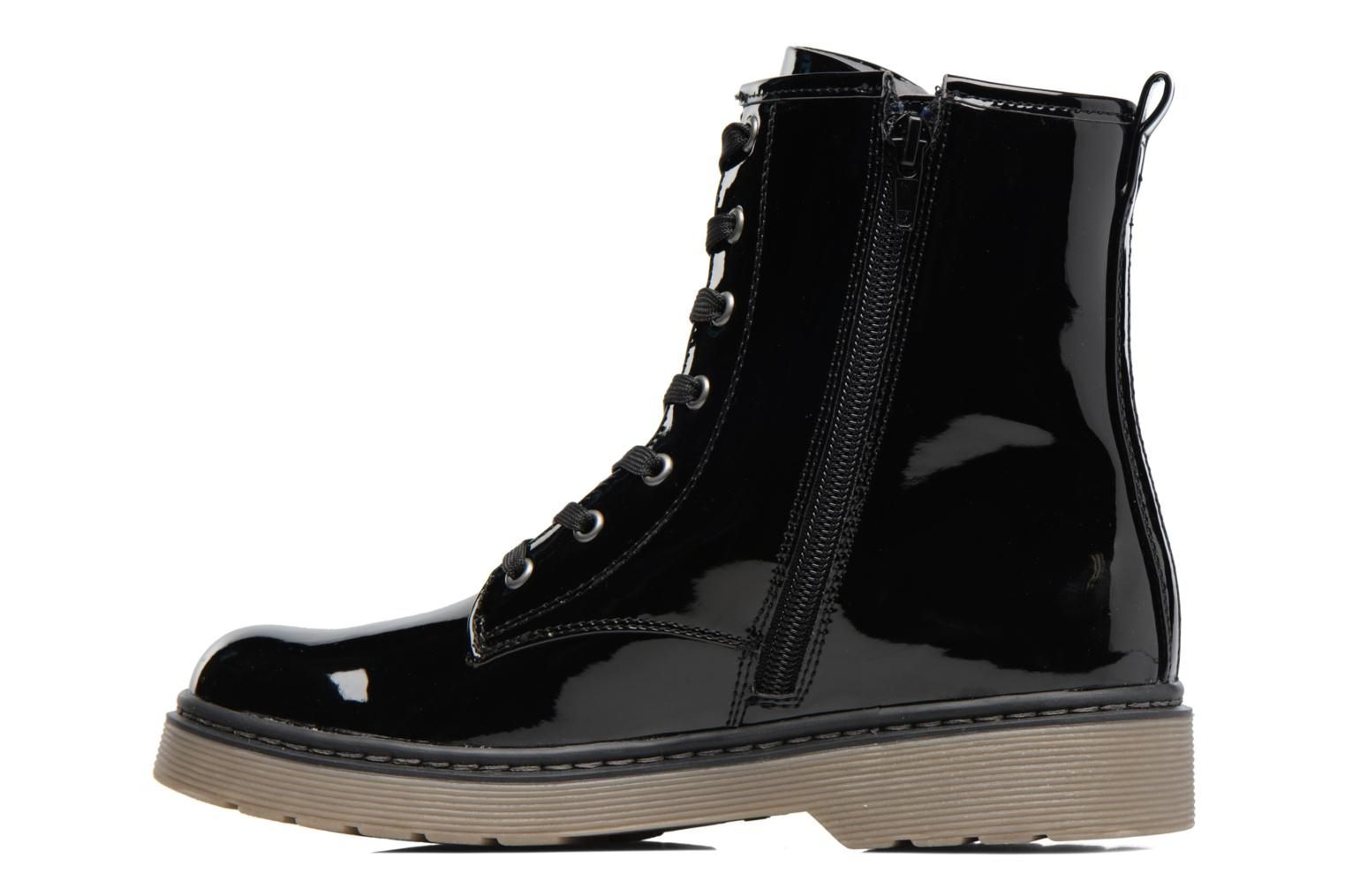 Ankle boots I Love Shoes FAPOT Black front view