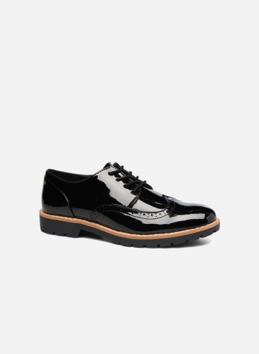 Chaussures à lacets I Love Shoes FANELY Noir vue détail/paire