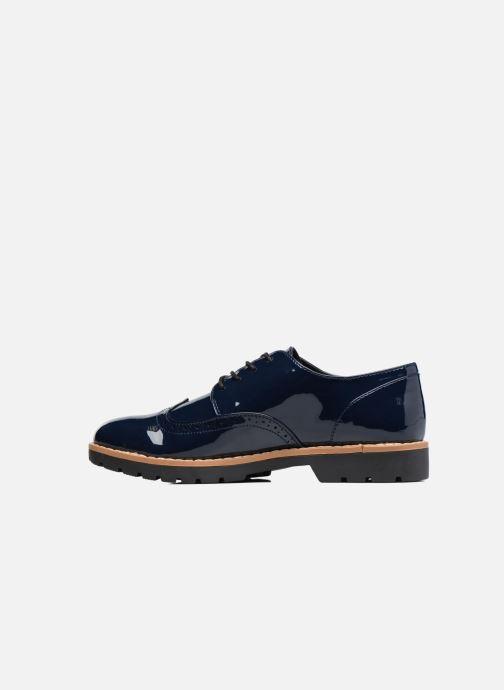 Chaussures à lacets I Love Shoes FANELY Bleu vue face