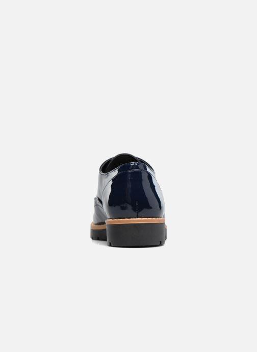 Chaussures à lacets I Love Shoes FANELY Bleu vue droite
