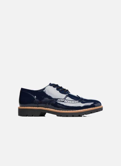 Veterschoenen I Love Shoes FANELY Blauw achterkant