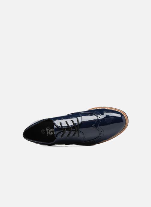 Veterschoenen I Love Shoes FANELY Blauw links