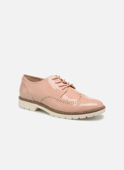 Chaussures à lacets I Love Shoes FANELY Rose vue détail/paire