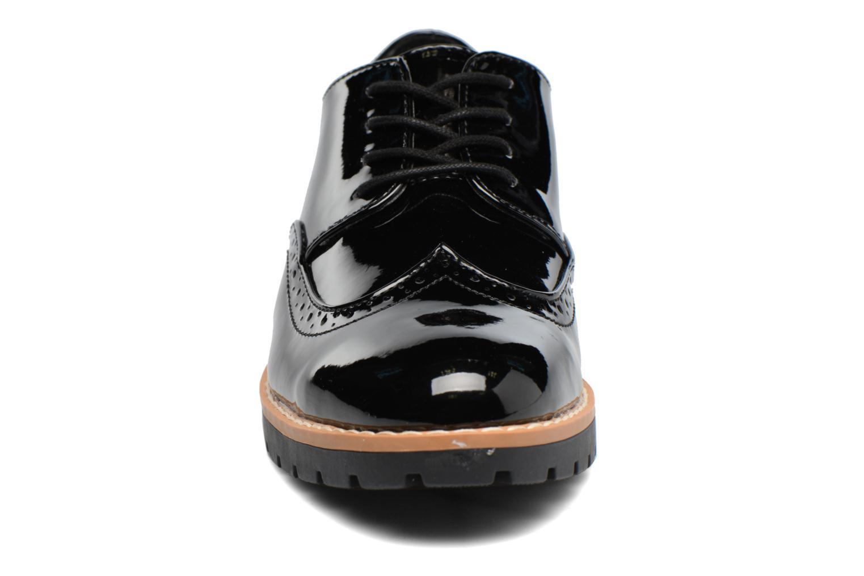 Chaussures à lacets I Love Shoes FANELY Noir vue portées chaussures