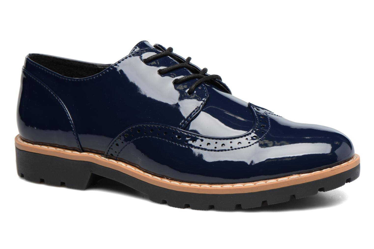 Zapatos con cordones I Love Shoes FANELY Azul vista de detalle / par