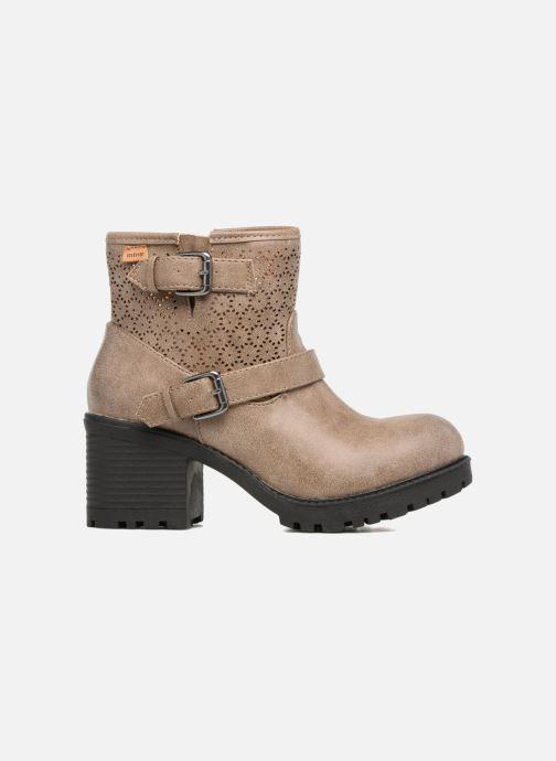 Boots en enkellaarsjes MTNG Suevo 52469 Beige achterkant