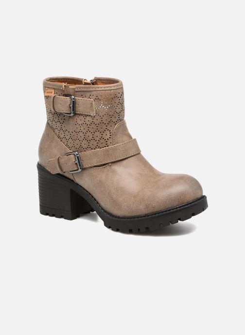 Boots en enkellaarsjes MTNG Suevo 52469 Beige detail