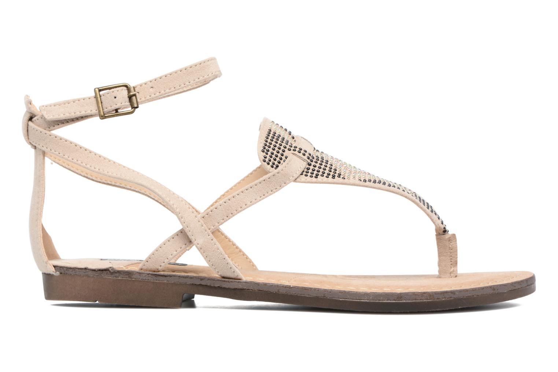 Sandali e scarpe aperte MTNG Micra 53575 Beige immagine posteriore