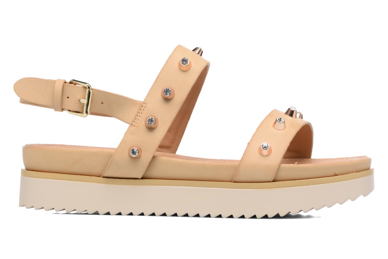 Sandali e scarpe aperte MTNG Clou 53937 Beige immagine posteriore