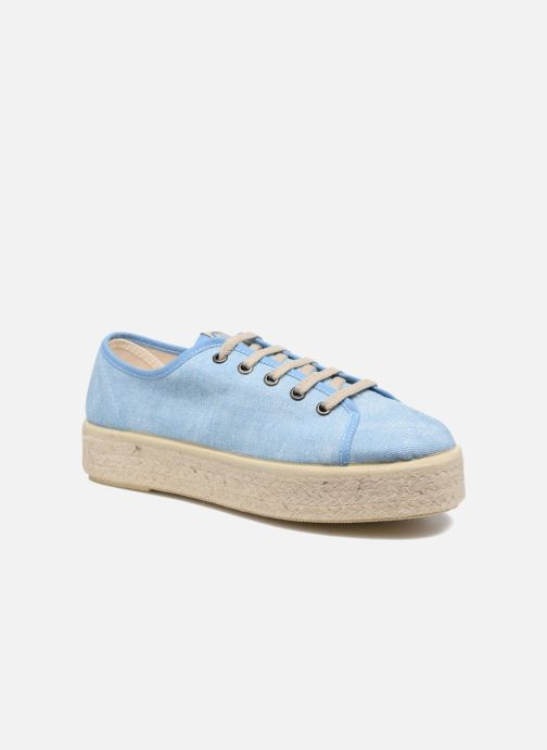Sneakers MTNG Tejano 69733 Blauw detail