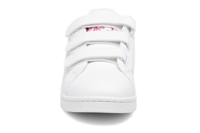 Baskets MTNG Action 69735 Blanc vue portées chaussures