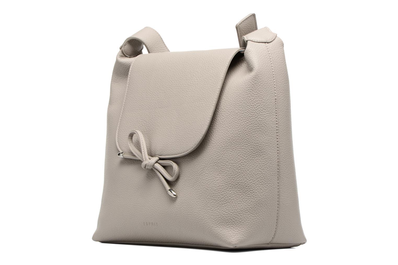 Handtaschen Esprit Tilda hobo grau schuhe getragen