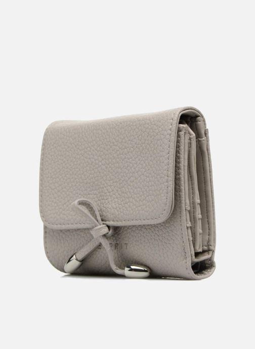 Wallets & cases Esprit Tilda City Wallet Grey model view