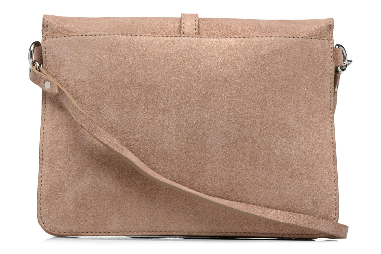 Borse Esprit Thelma FL Shoulder Leather bag Marrone immagine frontale