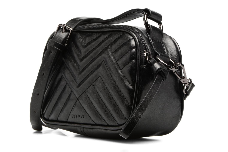 Handtassen Esprit Tascha Small Shoulderbag Zwart model