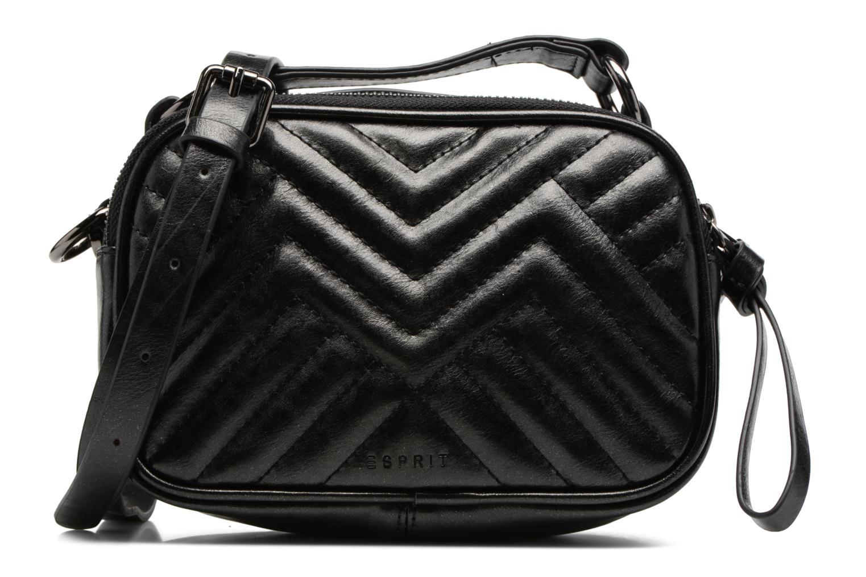 Handtassen Esprit Tascha Small Shoulderbag Zwart detail