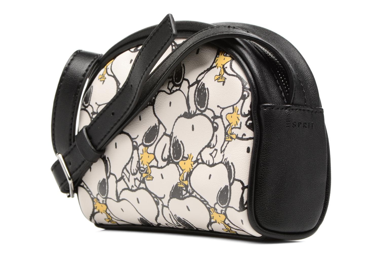 Handtassen Esprit Snoopy Shoulderbag Multicolor voorkant