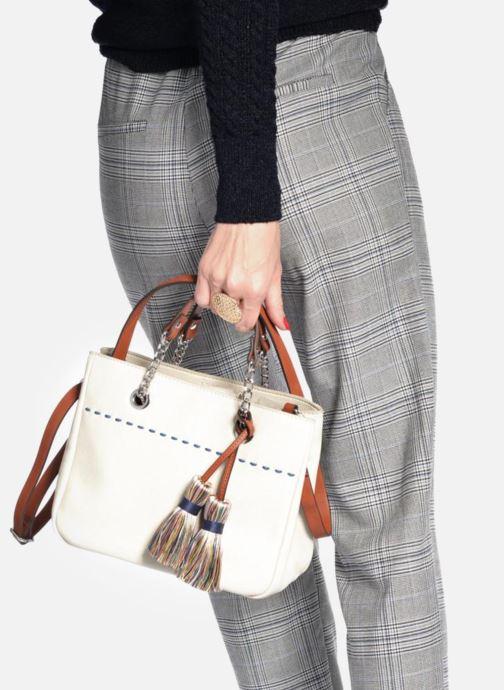 Sacs à main Esprit Tate City Bag Gris vue bas / vue portée sac